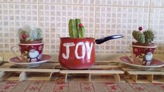 how the small changes make a big difference in a room. Here is a style tips DIY projects ideas to inspire us to get crafting and creative, it's an amazing idea. These can be done DIY style Do you know what's great about DIY projects? Diy Christmas, Christmas Decorations, Cactus Decor, Small Changes, All The Way, Crafting, Diy Projects, Inspire, Big