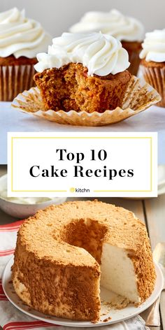 The 10 Most Popular Cake Recipes of 2019 Fun Desserts, Delicious Desserts, Awesome Desserts, Most Popular Desserts, Popular Recipes, Cake Recipes, Dessert Recipes, Thanksgiving Cakes, Quick Cake