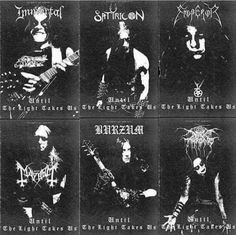 Black Metal, Heavy Metal, Dimmu Borgir, Metal Fan, Extreme Metal, Light Take, Music Magazines, Latest Albums, New Bands