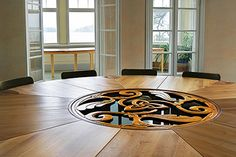 Dragon table. Fine Finnish design.