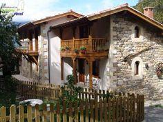 http://www.cantabriarural.com Casas Rurales Rio Santo #Liebana #cantabria #PicosdeEuropa