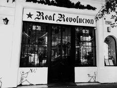 https://flic.kr/s/aHskC5rQKU | Real Revolución, Palermo Soho, Buenos Aires | Real Revolución, Palermo Soho, Buenos Aires