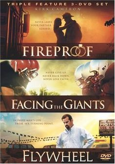 Fireproof / Facing the Giants / Flywheel (Triple Feature) $31.99