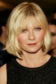 kirsten dunst bob with bangs - Google Search