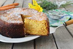 La più soffice e la più buona Torta di carote che avete mai assaggiato, un dolce leggero e delizioso per una colazione meravigliosa