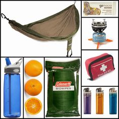 From the Refuge: Packing for Camping Lite