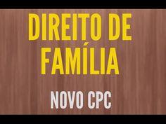 Direito de Família. Novo CPC 3/5. Inventário e Partilha