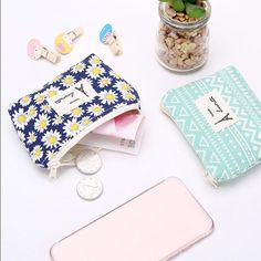 Coin Purses & Holders Fresh Style Creative Cubic Fruit Canvas Coin Purse Key Wallet Storage Organizer Bag Novelty Gift Always Buy Good