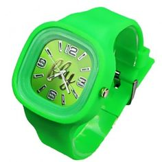 Fly Glamorous Green Watch $40