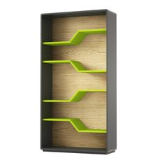 ESTANTERIA - BEEP GREEN Shelves, Green, Design, Home Decor, Products, Kid Furniture, Pop Of Color, Youth Rooms, Colors