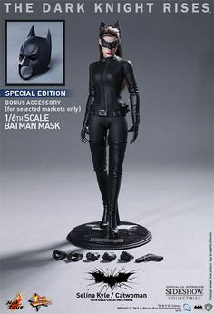 Sideshow Collectibles - Selina Kyle - Catwoman Sixth Scale Figure... Cannot wait til March!