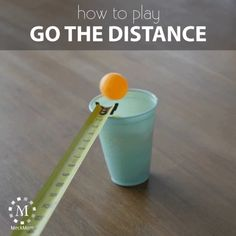 How to play the game Go the Distance How to play the game Go the Distance,Party Activities This is a fun party game pulled from a minute to win it challenge. It's fast and. Family Party Games, Fun Party Games, Adult Party Games, Family Game Night, Ideas Party, One Minute Party Games, Game Ideas, Cup Games, Dice Games