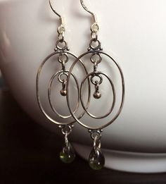 Handmade Bali Artisan Sterling Silver and by MarmaladeAndMayberry
