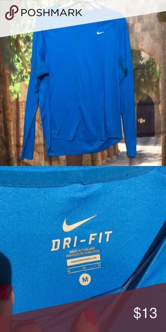 Long sleeve Nike Excellent condition Nike Shirts
