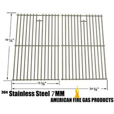 Gas Grill Model Replacement Parts