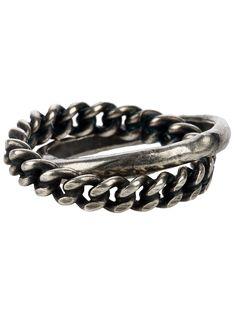 silver interlocking rings from goti