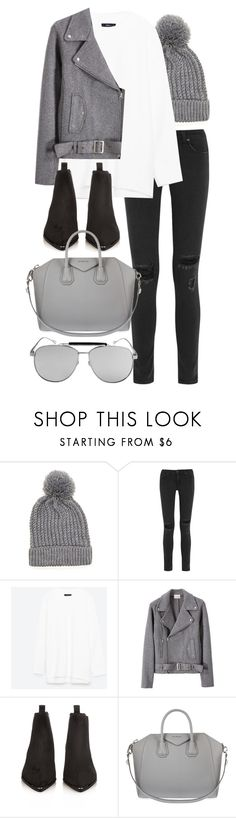 """Untitled #2910"" by elenaday ❤ liked on Polyvore featuring rag & bone, MATRIOCHKA, Acne Studios and Givenchy"