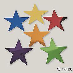 Medium Twinkling Stars $4.25 per dozen