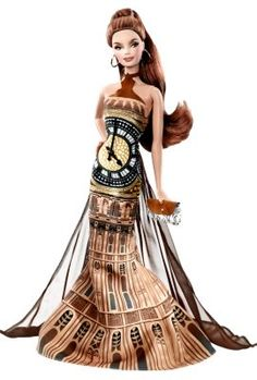 Big Ben Barbie® Doll | The Barbie Collection
