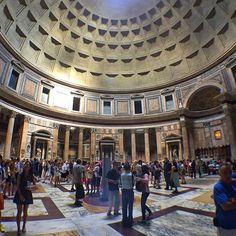 """Well Rounded"" Photography as a powerful medium of expression and communications offers an infinite variety of perception interpretation and execution. - Ansel Adams  #worldphotographyday #Libertus #Pantheon #Rome #Roma #Italy #Italia #travel #photography #travelgram #instatravel #travelblog #travelphotography #travelpics #instapics  #tltransportme #BBCtravel #travelstoke #tasteintravel #worldcaptures #worlderlust #igworldquest #ig_worldclub #ig_europe #eurobible #ig_sharepoint #howisummer…"