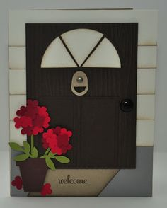 Snippets By Design: A Housewarming Card