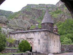Armenien Kloster Godhard