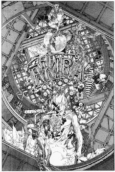 akira ~ akira - akira kurusu - akira fudo - akira x ryo - akira x ryuji - akira x akechi - akira aesthetic - akira manga Akira Manga, Top Manga, Sharpie Designs, Katsuhiro Otomo, Akira Kurusu, Cyberpunk Art, Lowbrow Art, Manga Artist, Manga Pages
