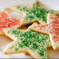 Cheryl's Christmas Cookies on BigOven: These are delicious because of the cloves and orange rind