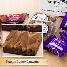 Buy Brownies Online and Celebrate National Peanut Butter Day