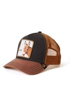 1d79d895 Free shipping and returns on Goorin Brothers Barnyard Donkey Trucker Hat at  Nordstrom.com.