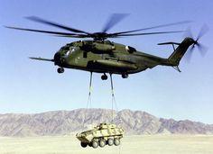 Marine CH-53
