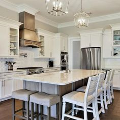 Kith Kitchens (@kithkitchens) • Instagram photos and videos Cabinet Design, New Construction, Kitchens, Space, Kitchen Inspiration, Create, Table, Cabinets, Projects