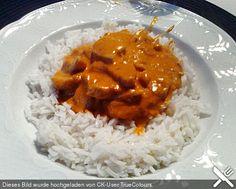 Hähnchen - Curry mit Kokosmilch (Rezept mit Bild) | Chefkoch.de