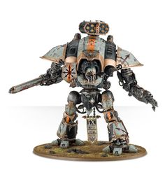 Imperial Knights Renegade Boxed Game Tabletop Encounters