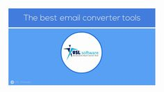USL Software provides the best email converter tools that satisfy all your needs. Now you can move your emails without any hassle from Mac to Windows and vic...