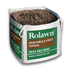 Rolawn Veg & Fruit Topsoil is a consistent blend of topsoil derived from prime arable land and organic matter, which ensures great results. #GrowYourOwnVeg