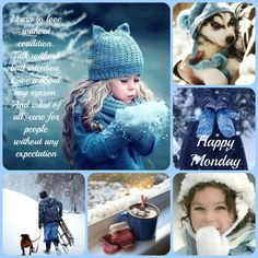 HAPPY MONDAY! It's the start of a brand new week! ؁ღ❁ღ؁Ƥℓҽąʂҽ Ƒҽҽℓ Ƒɽҽҽ ƬᎧ ƤᎥɳ Ꮗɦą৳ ƴᎧմ ᏝᎥƙҽ! ƝᎧ ƤᎥɳ ᏝᎥɱᎥ৳ʂ! Ʈɧąɳƙ ϒσմ Ƒσŗ ƑσℓℓσωᎥɳɠ ᘻƴ ᙖoąŗɗʂ! ᏋɳᏠᎧƴ , Ꮳσɱҽ ᙖąƈƙ Ꭷƒ৳ҽɳ, ąɳȡ Ӈąƥƥƴ ƤᎥɳɳᎥɳɠ~ ☘☘ Ïŕìŝђ €ƴẻŝ ☘☘؁ღ❁ღ؁ I Love Winter, Winter Wonder, Winter Time, Mood Colors, Colours, Paint Paint, Happy Everything, Beautiful Collage, Christmas Mood