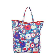 Kyoto Tote Super Bag  inspired Straight from our garden show: Kyoto Super bag is a whimsical take on a Seventies-chic shape. Made of durable fabric the slender style features flowering vines as well as tiny Multi color flowers . Detailed with an strap and zipper pulls its the perfect way to add an eclectic finish to your look. #followback #instagrammers #tattoo #kik #good #goodtimes #friday #harp #shopharp #viaharp #style #fashionbag #mensfashion #womensfashion #messengerbag #inthemood