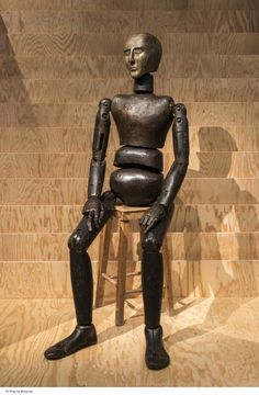 Mannequin d'artiste, Mannequin fétiche | Musée Bourdelle