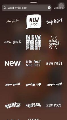 Instagram Words, Instagram Emoji, Iphone Instagram, Instagram Snap, Story Instagram, Instagram And Snapchat, Instagram Blog, Instagram Quotes, Creative Instagram Photo Ideas