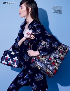 Vogue Russia April 2015