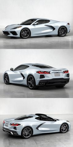 These Guys Are Taking Advantage Of Corvette Demand. High demand means more money. Fast Sports Cars, Exotic Sports Cars, Fast Cars, Exotic Cars, Modern Muscle Cars, Custom Muscle Cars, Chevrolet Corvette, Pontiac Gto, Best Luxury Cars