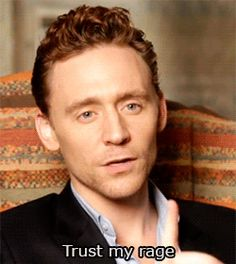Tom Hiddleston reveals his favorite Loki line. USA Today: http://www.usatoday.com/videos/life/movies/2013/11/05/3445731/