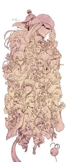 Crunchyroll - Hunter x Hunter Animes Chimera Ant Arc Previewed