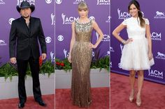 The 2013 ACM Awards took place last night (April in Las Vegas, bringing out country music's A-list and more. There were several style stunners, like Country Music Awards, Nice Dresses, Formal Dresses, Style, Fashion, Dresses For Formal, Swag, Moda, Cute Dresses