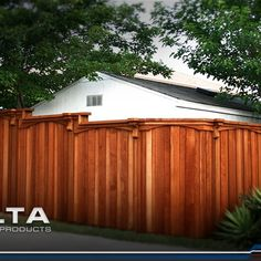 Image result for altafp wood fence pictures Fence Styles, Cedar Fence, Western Red Cedar, Outdoor Furniture, Outdoor Decor, Outdoor Storage, Shed, Outdoor Structures, Pictures