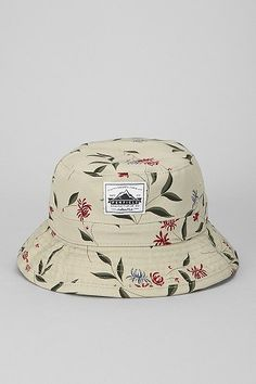 The Bucket Hat. Always wanted one, but I could never find one. (If anyone know's where to buy one, hit me up).