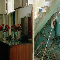 Back entrance of the room. Cuba 2007. Photo Olga Chagaoutdinova