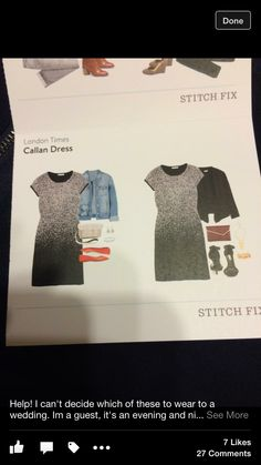 London Times Callan Dress ... Love this for work or play!