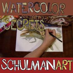 Discover how to make watercolor painting easy at The Inspiration Place!